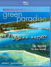 Blu-ray: Green Paradise: The Pacific (2011, 2-Disc Set) New