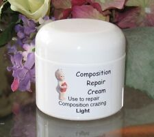 "Composition Doll crazing prevention Compo Creme! ""Light"""