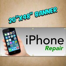 CELL PHONE REPAIR BANNER   we fix ipad android ios tablet apple mac pc computer