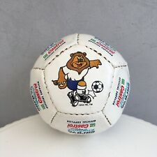 "More details for official merchandise uefa euro 1996 england mini football 5"" ball vintage retro"