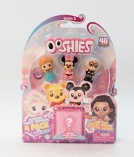 NEW DISNEY 4 PACK OOSHIES SERIES 2 PENCIL TOPPERS FEATURING MINNIE MOUSE - 77134