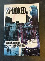 Spooked , Graphic Novel , Ross Campbell , First Edition