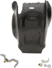 Moose Racing Carbon Fiber Skid Plate with Installation Hardware 0506-1244