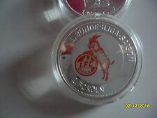 1. FC Köln 50 Jahre 1.Bundesliga 1963 - 2013 Medaille Münze 1 Unze  40 mm