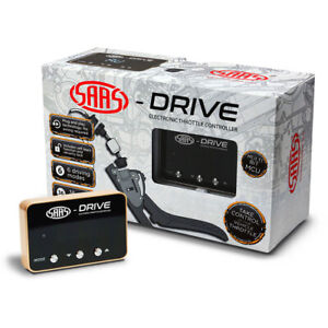 SAAS-Drive for Porsche 911 Turbo 997T 2007 - Throttle Controller