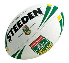 Steeden NRL Classic Touch Match Ball (Rugby/Football)