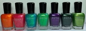 ZOYA Nail Polish Lacquer 0.5oz Assorted Colors BRAND NEW You Choose