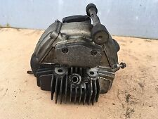 DUCATI 750 MONSTER ENGINE HEAD WITH VALVES / FRONT / 2001