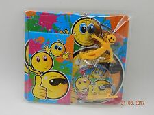 Emoji! Pre Filled Party Bag toys! Smile! Stretch! Happy! Puzzle Gift Xmas Smiley