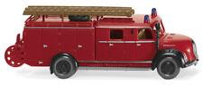 Wiking 086399 - 1/87 Feuerwehr - Lf 16 (Magirus) - Neu