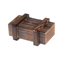 Kinder Puzzle Lernspielzeug Holz Magic Box Secret Holz Magic SchubladeGH