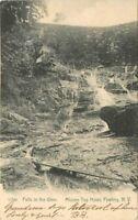 1906 Falls in Glenn Mizzen Top Hotel Pawling New York Rotograph Postcard 10157