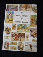 THE POSTAL HISTORY OF BRITISH GUIANA by EDWARD B PROUD