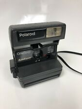 Polaroid One Step  600 Instant Film Camera w/ Strap
