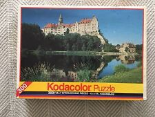 Kodacolor Puzzle 300 Pc 1992 Hohenzollern Castle, Germany 13x19 Factory Sealed!