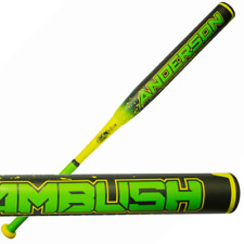 "2018 Anderson Ambush Composite 34""/28oz. All Association Softball Bat 011046"