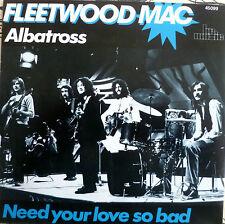 """7"""" NL-PRESS RI RARE IN MINT-! FLEETWOOD MAC : Albatross"""