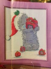 (X5) Me To You Tatty Teddy Bear Baubles Christmas Cross Stitch Chart