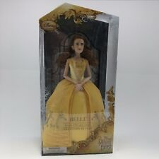 Disney Store Belle Live Action Film Doll Beauty & Beast Dress Collection