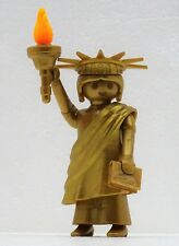 Statue de Liberté Playmobil > Lady Liberty USA la Doré Figurine Collectionneur