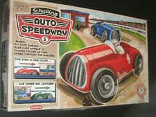 New ListingWind-up Racers Set = Schylling Auto Speedway w/original -orig Box
