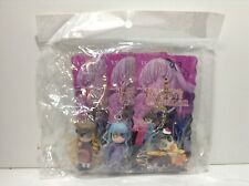 Anime Collectible - ROZEN MAIDEN 3 KEYCHAIN LOT - Mini-Characters - New