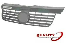 Front Main Grille Black Volkswagen Transporter T5 2004-2009 New High Quality