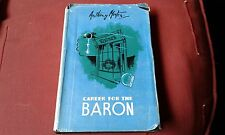 CAREER FOR THE BARON  ANTHONY MORTON (1946) 1S1 EDITION.(JOHN CREASEY)
