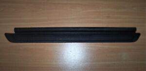 Volvo S40 V40 Door Sill Protector/Trim Black Left Side 1996 to 2004 30631884