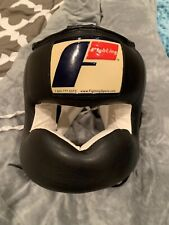 Fighting Sports No Contact Boxing Headgear - Black