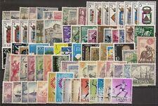 ESPAÑA  Año completo 1964   Edifil 1551/1630**mnh  Series completas   NL537