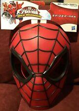 2014 Hasbro Toys Marvel Ultimate Spider-Man Mask Web-Warriors Hasbro MOC