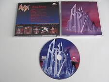 ARIA Megalomania CD 1985 MEGA RARE ORIGINAL 1st PRESSING - MOROZ RECORDS 1994!!!