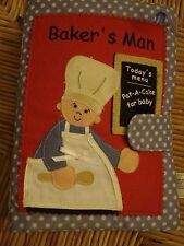 "North American Bear Company ""The Baker's Man"" Activity Book"
