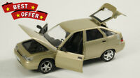 VAZ 2112 Russian Car LADA 112 Hatchback Diecast Сollection Model Scale 1:24 NEW