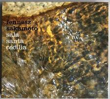 Fennesz Sakamoto Sala Santa Cecilia CD 2005 Ryuichi Salamoto