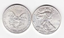 USA 1 OUNCE EAGLE 2012 SILVER DOLLAR IN NEAR MINT CONDITION