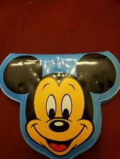 Mickey Mouse Face Kids Wallet