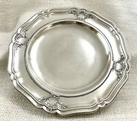 Antique Christofle Silver Plated Dessert Cake Stand Tazza Table Centerpiece Tray