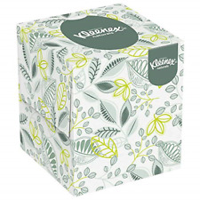 Kleenex Professional Naturals Facial Tissue for Business 21272, Upright Cube 36