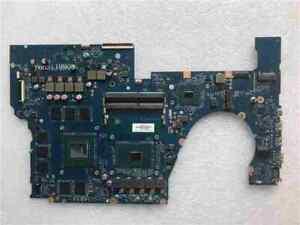 NEW  HP OMEN 17-W151NR Motherboard 862263-001/601 W/ I7-6700HQ CPU GTX 1070 GPU