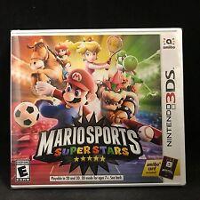 Mario Sports Superstars (Nintendo 3DS, 2017) BRAND NEW