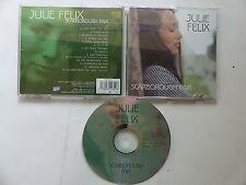 CD Album JULIE FELIX Scarborough fair PIESD280