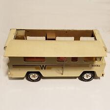 Vintage 1970's Tonka Winnebago Indian RV Camper #3885 1973 Pressed Steel Toy