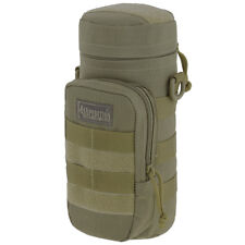 """Maxpedition 10""""X4"""" Padded Hydration Water Bottle Holder Molle Army Pouch Khaki"""