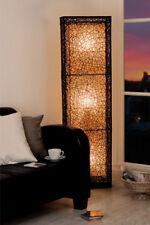 Große Rattanlampe Stehleuchte Lampe Raumteiler, Stehlampen, Rattan Geflecht