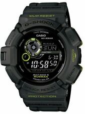 Casio G-Shock GW-9300GY-1JF limited edition Solar Mudman Compass carbon Watch