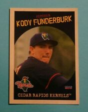 2019 Choice, Cedar Rapids Kernels - Update - KODY FUNDERBUCK