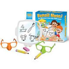 Pencil Nose Family Game