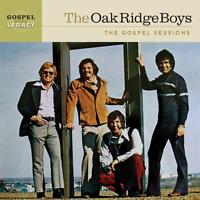 The Oak Ridge Boys • The Gospel Sessions CD 2008 New Haven Records •• NEW ••